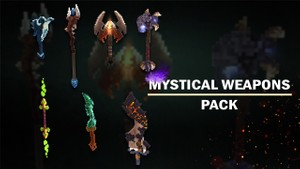 Mystical Weapons Pack