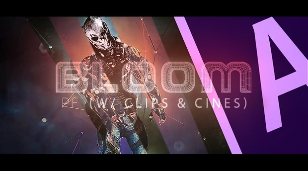 Bloom Project File (w/ Clips & Cines)