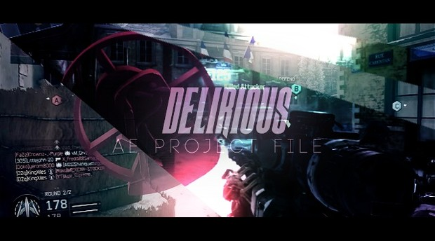 Delirious Project File