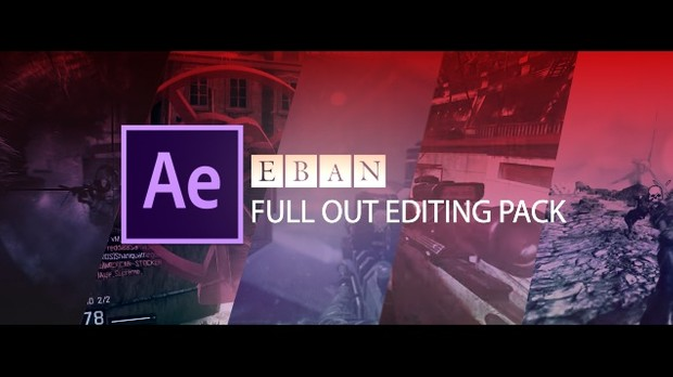 Eban's Full-Out Editing Pack