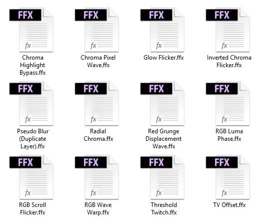 Eban's FX Pack