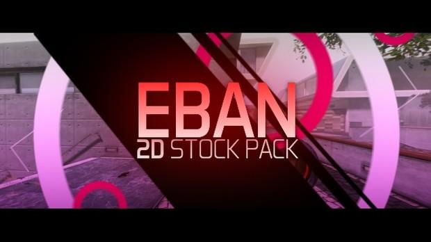 Eban's 2D Stock Pack