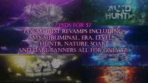 7 Banner Psd's