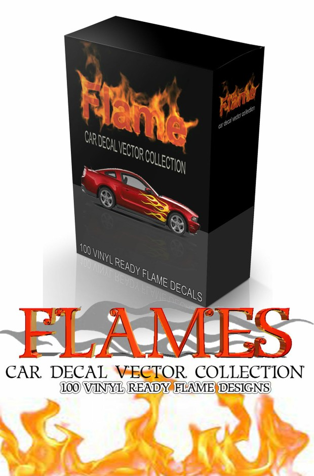 100 FLAME COLLECTION