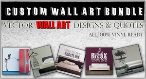 WALL ART & QUOTES BUNDLE