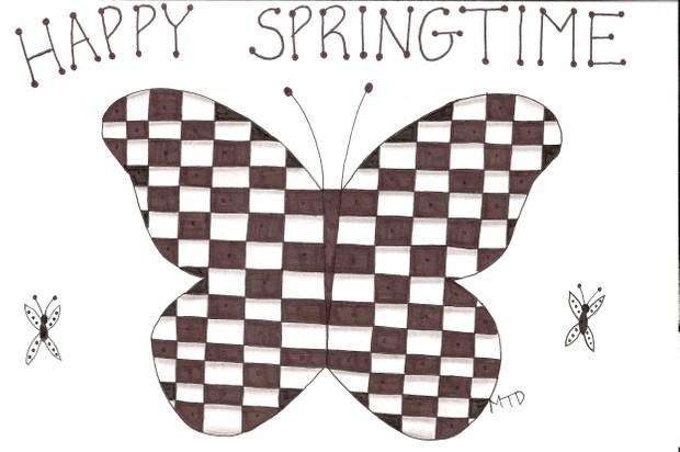 Happy Springtime eCard