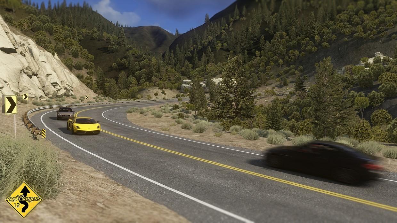 LA Canyons 1.2 - VIP Traffic Pack (SILVER)
