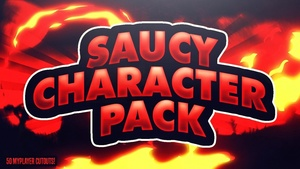 SaucyCharacterPack ( 50 High Quality MyPlayer Cutouts )
