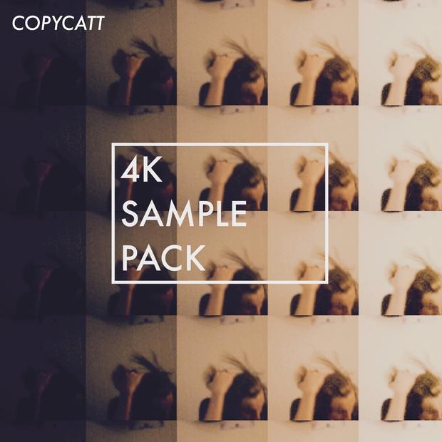 COPYCATT Beat Kits Vol. 1 (4K Sample Pack)