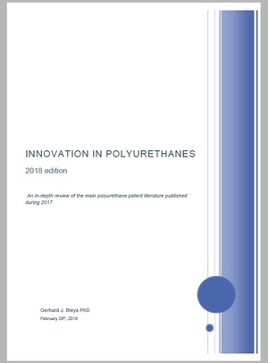 Innovation in Polyurethanes - 2018 edition