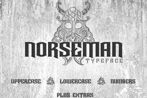 Norseman Font