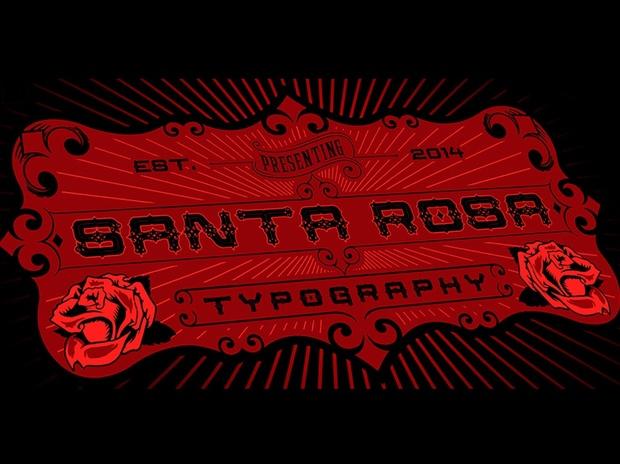 Santa Rosa Font