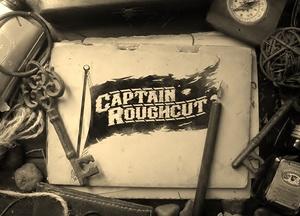 Captain Roughcut Font