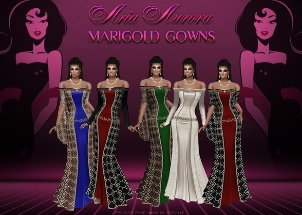Marigold Collection 4 Colore's. No  Resell on These Files!!