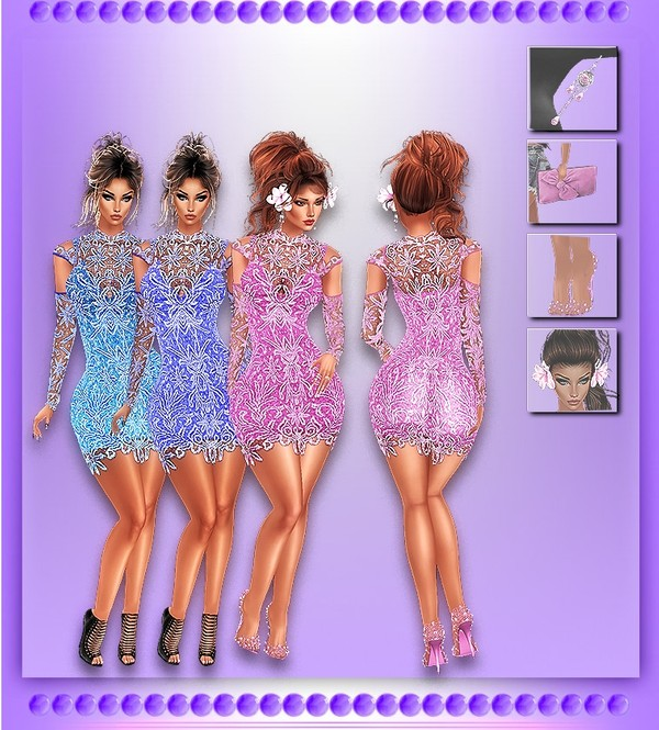 Spring Lace Collection No Resell