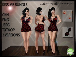 Kiss Me Bundle,,Resell Right Limited to 6 People!!