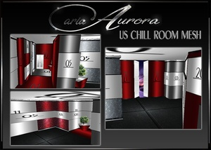 US Chill Room Mesh Bundle Chatty Only!