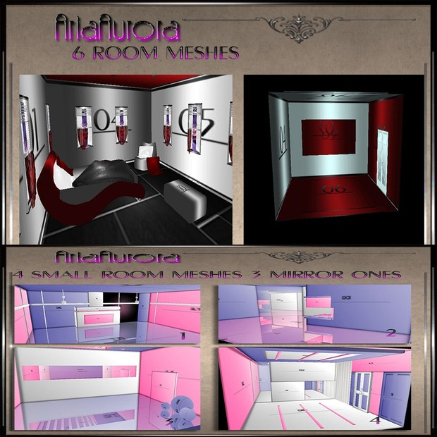 6 Room Mesh Offer Chatty Only!!