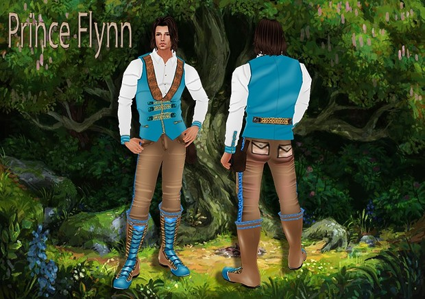 Prince Flynn Bundle Resell RIght ONLY 3 People!! 2/3