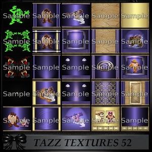 TAZZ TEXTURES 52(TXT)