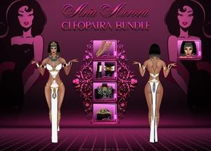 Cleopatra & King TUT Bundles,Catalogue ONLY!!