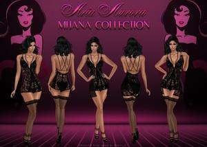 Mijana Collection GA&AP,No Resell!!