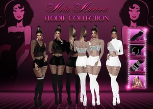 Elodie Collection (on Sis3D Mesh).No Resell!!