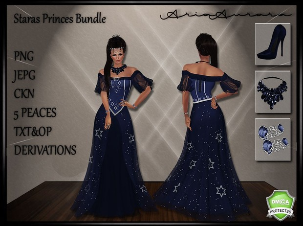 Stars Princes Bundle Resell Right LIMITED to 8 People!!