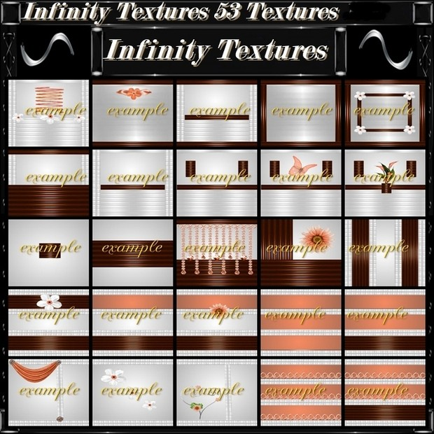 Infinity Pack 53 Textures