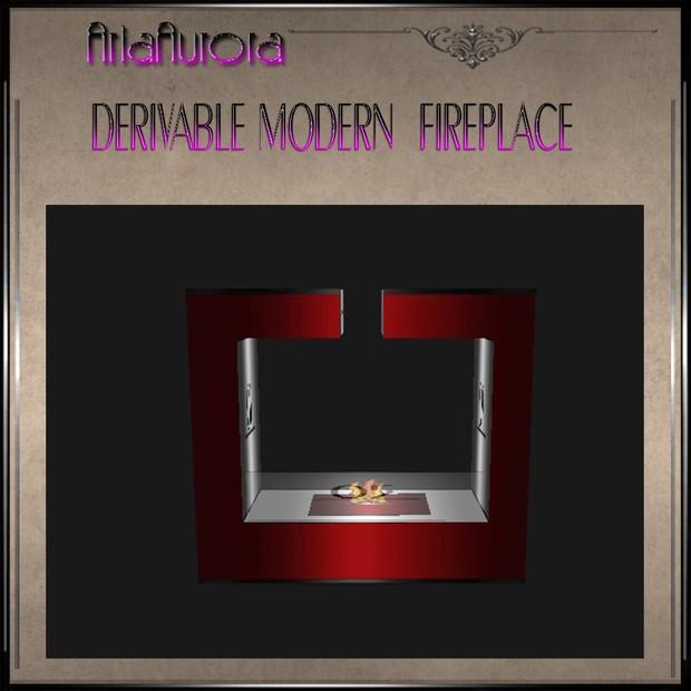 Modern Fireplace Mesh.No Resell!!
