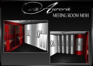Meeting Room Mesh Bundle Chatty Only!