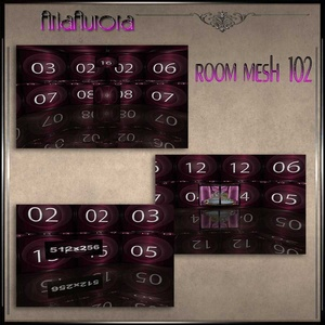 Room Mesh 102 /NO Resell!!