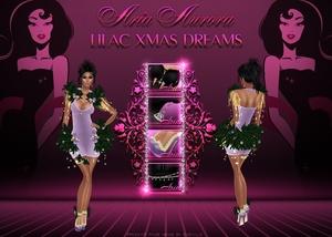 Lilac Xmas Bundle,Resel Right!!