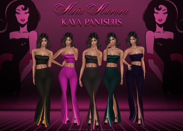 Kaya Pantsuits(Sis3D)+PSD.No Resell!