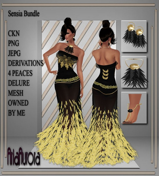 SENSIA Bundle No Resell!!