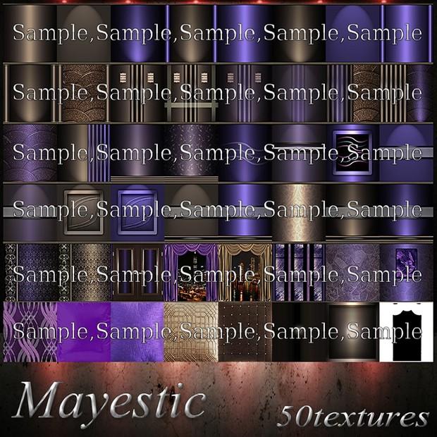 Mayestic Room Textures