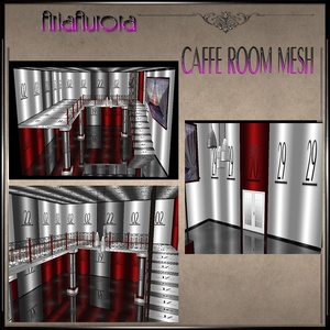 Caffee Room Mesh, Resell Right Limited to 3 People!! Must Provide IMVU Name!!