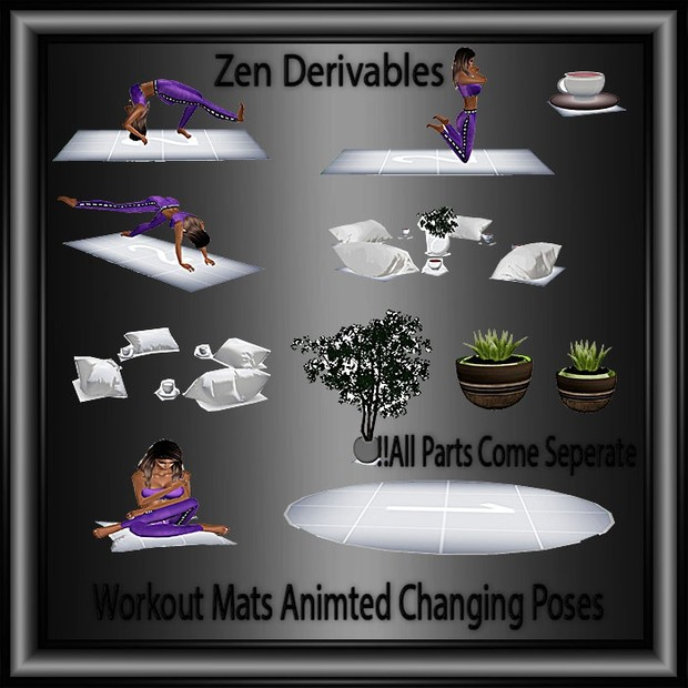 Zen Collection NO Resell  LIMITED 5 People!!!!!