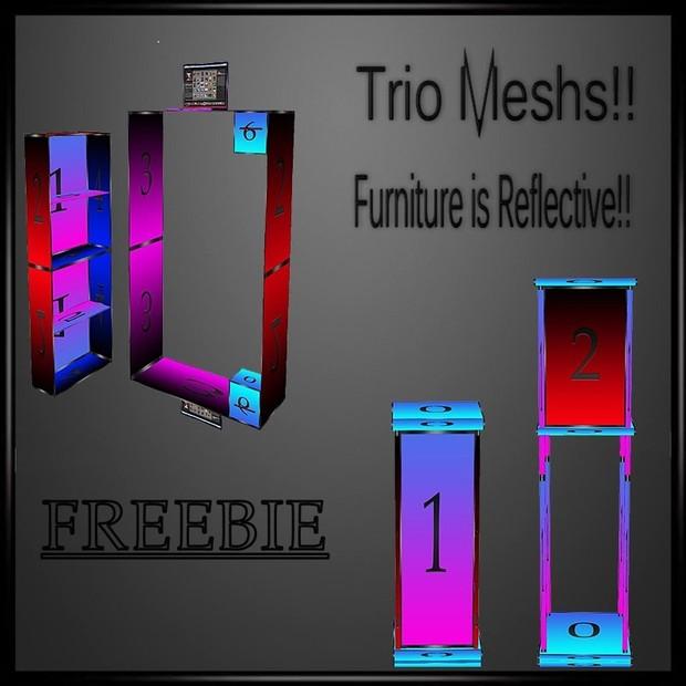 Trio Mesh FREEBIE