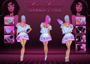 Summers Candy Bundle NO Resell!!