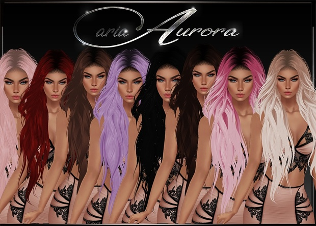 Hair Mix 2018 + PSD Resell Right!