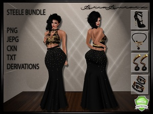 Steele Bundle ,,NO Resell..