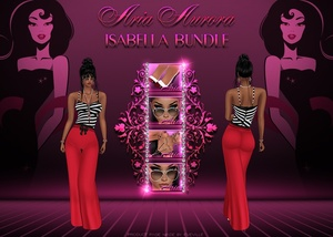 Isabella Bundle, Resell Right!!