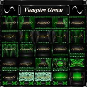 Green Vampire 66 Textures