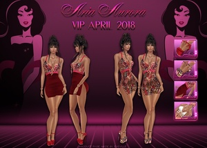 VIP APRIL 2018 ,NO RESELL