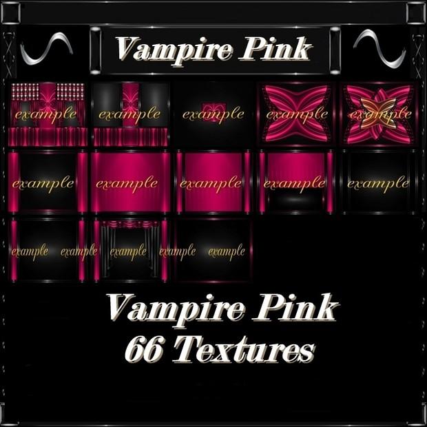 Vampire Pink 66 Textures