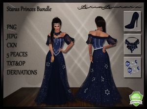 Stars Princes Bundle,NO Resell!!