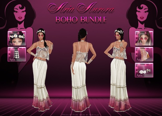 BoHo Bundle 7 Peaces NO Resell!!!