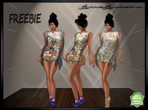 FREBIE DRESSES !!! DO NOT SELL IT
