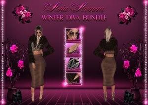 Winter Diva Bundle.Resell Right!!
